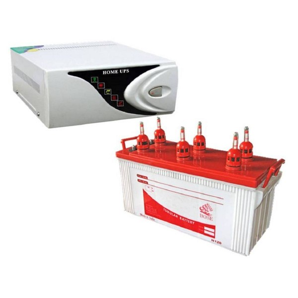 Inverter with Single Battery
